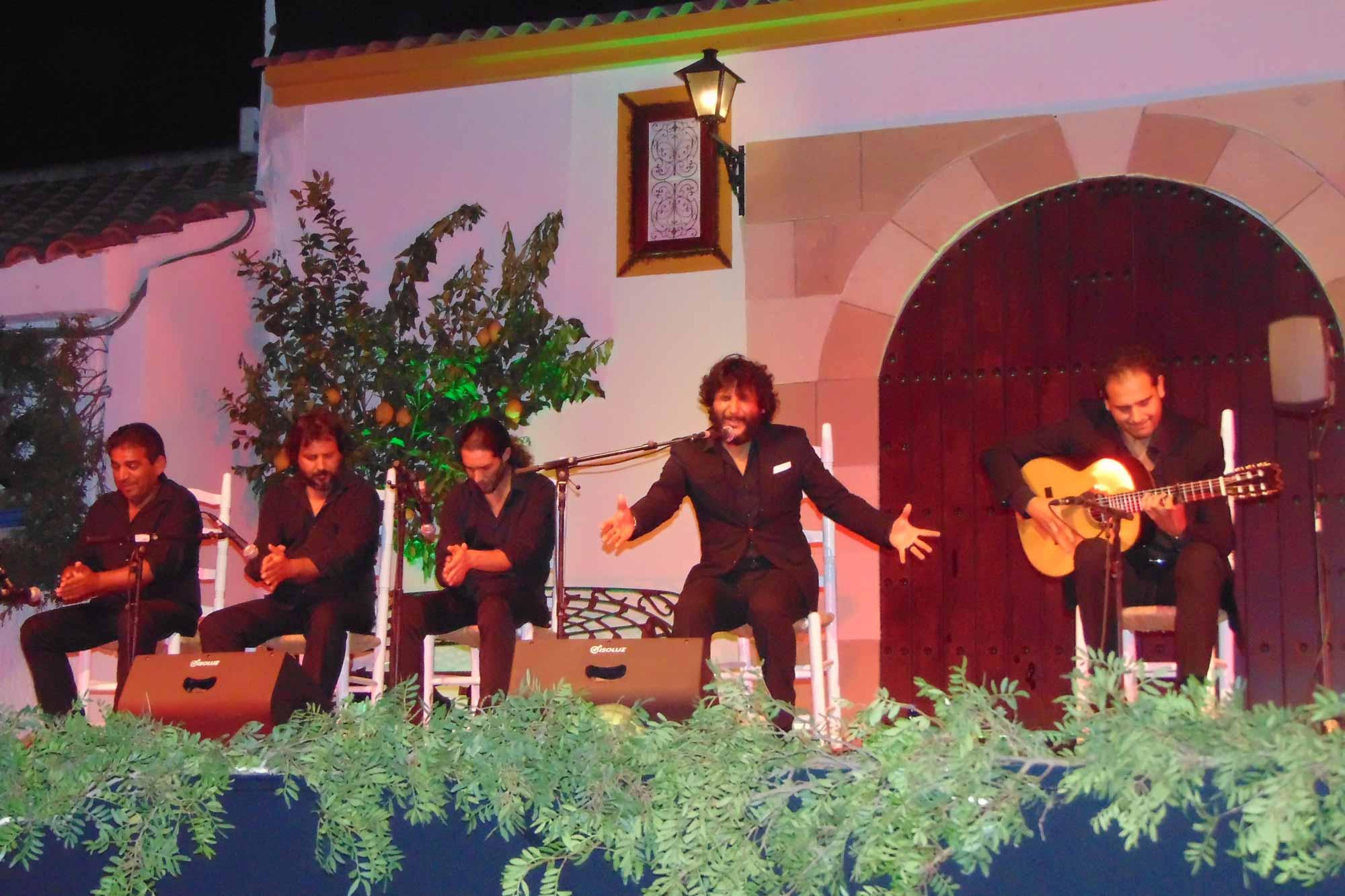 Festival Castillo del Cante de Ojén