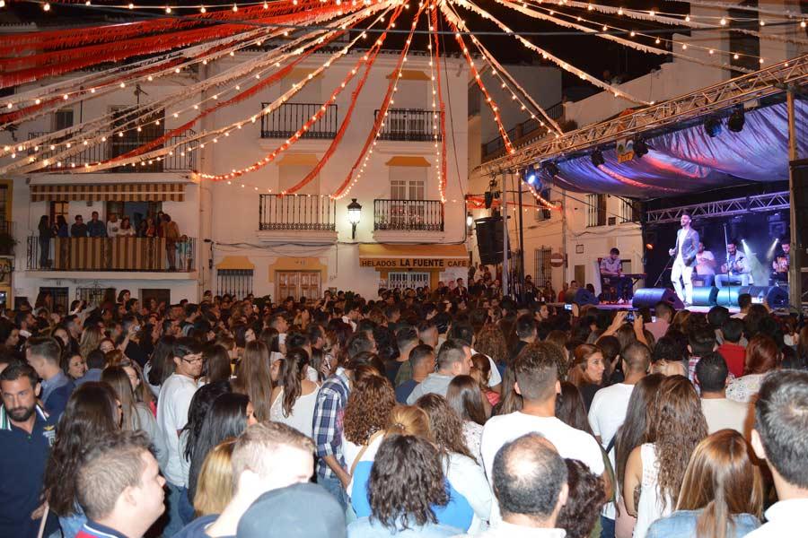 Feria de OJén