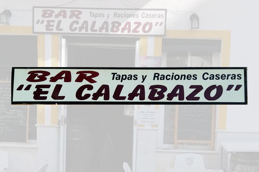 """Bar """"El Calabazo"""""""