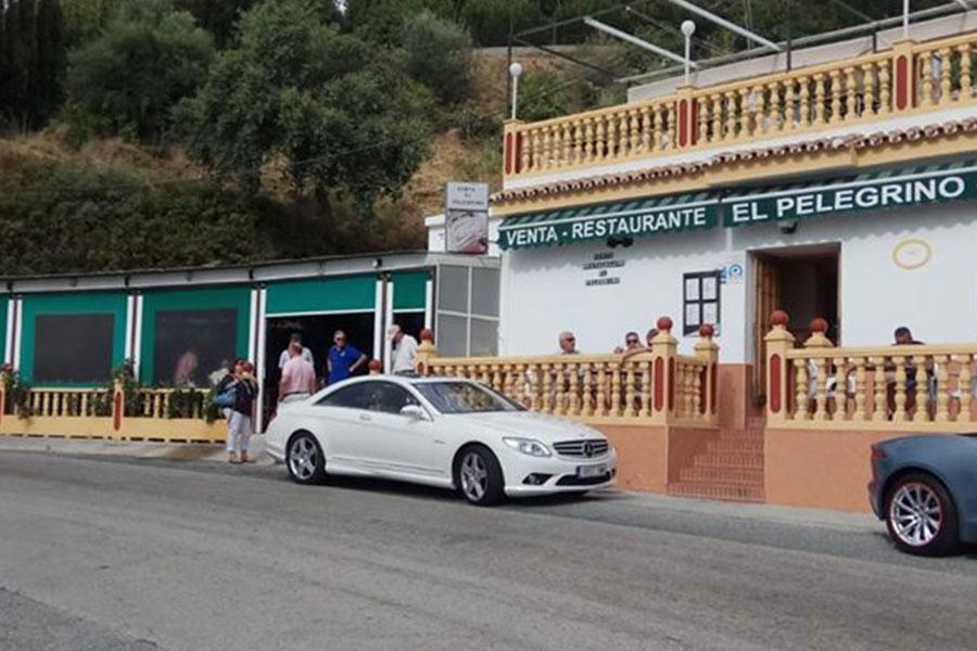 """Venta Restaurante """"El Peregrino"""""""