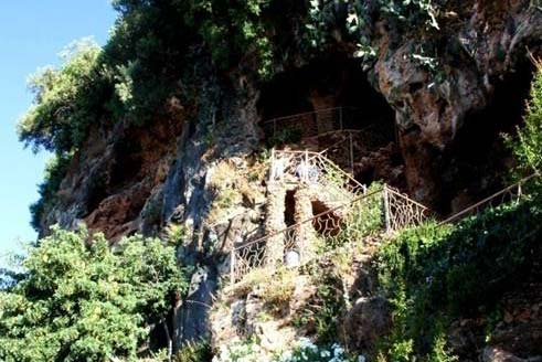 Cuevas altas
