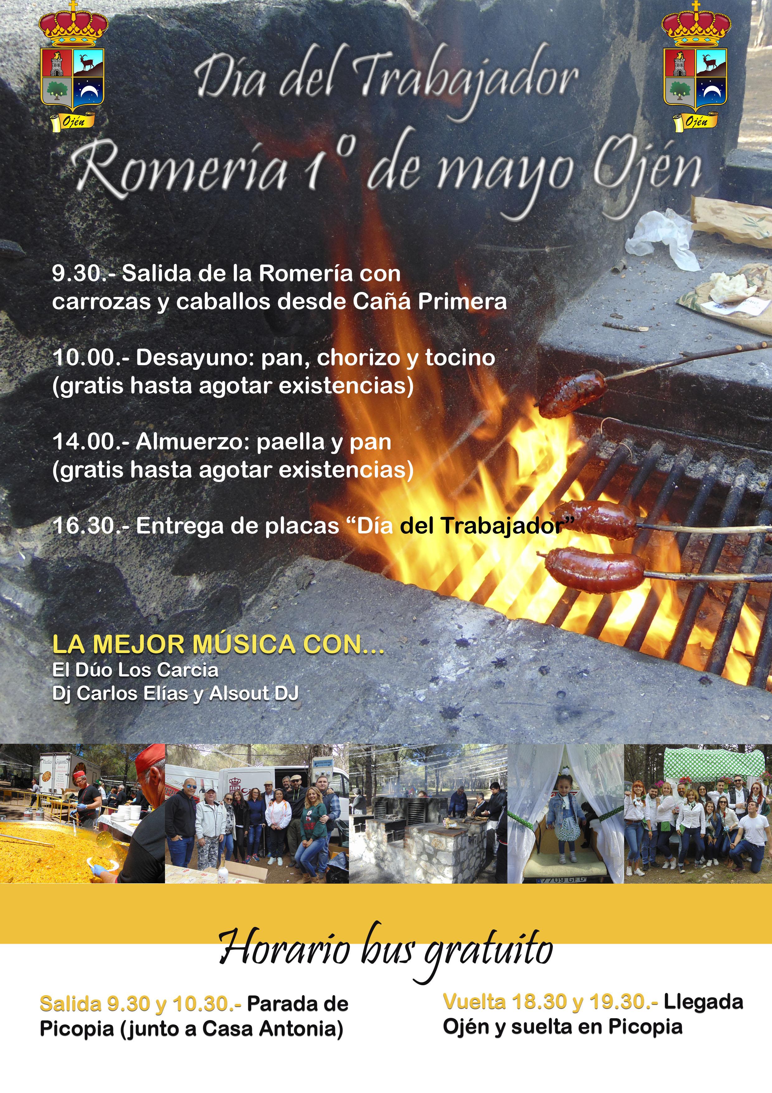 Romeria 1 mayo